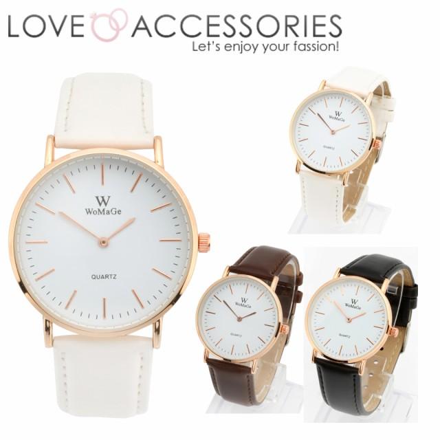クラシカルデザインファッションウォッチ 腕時計 ...