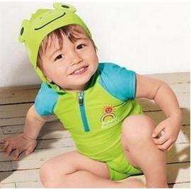 水着 赤ちゃん 男の子 セパレート 子供  プール ...