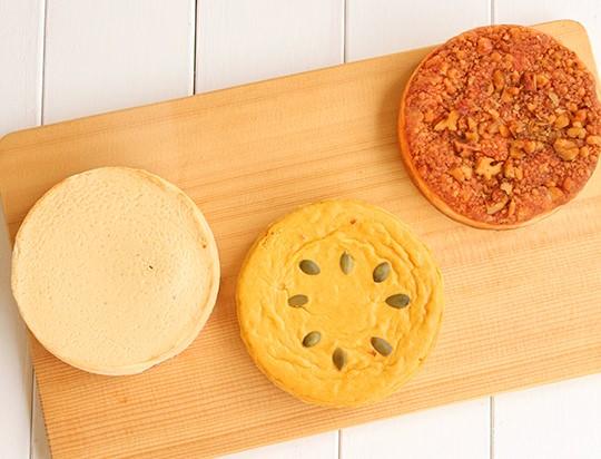 【送料込】こだわる女性の3個セット|チーズケーキ PUZO ホワイトデー バレンタインデー 送料無料 沖縄 ギフト