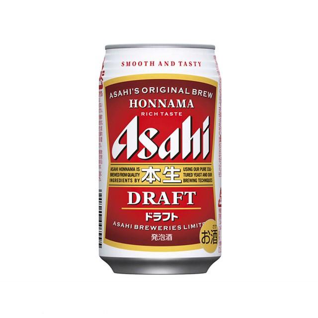 アサヒ 本生ドラフト 発泡酒 350ml 1ケース(...