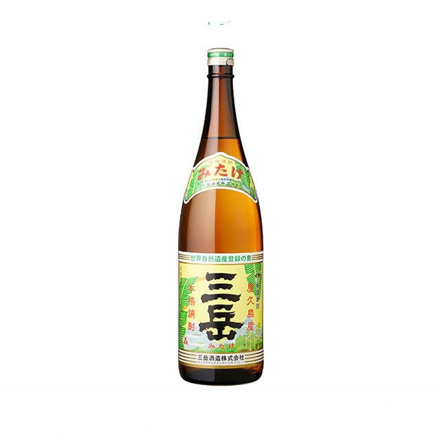 三岳 芋焼酎 25度 1800ml