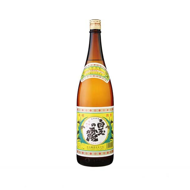 白玉の露 芋焼酎 25度 1800ml【魔王の地元レギ...