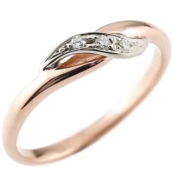 指輪 婚約指輪 エンゲージリング ダイヤモンド ピ...