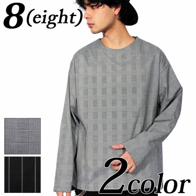 シャツ メンズ プルオーバー 全2色 グレンチェッ...
