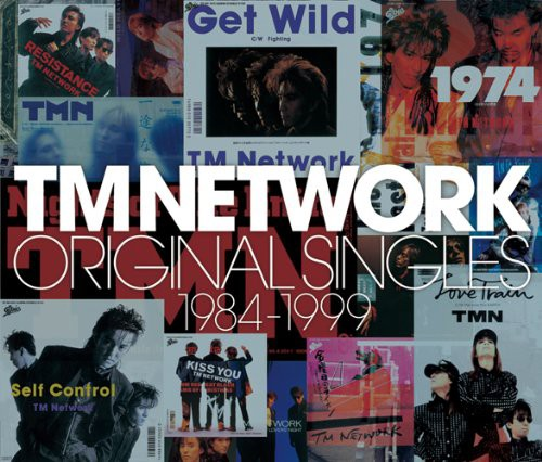 1808 新品送料無料 TM NETWORK ORIGINAL SINGLES ...