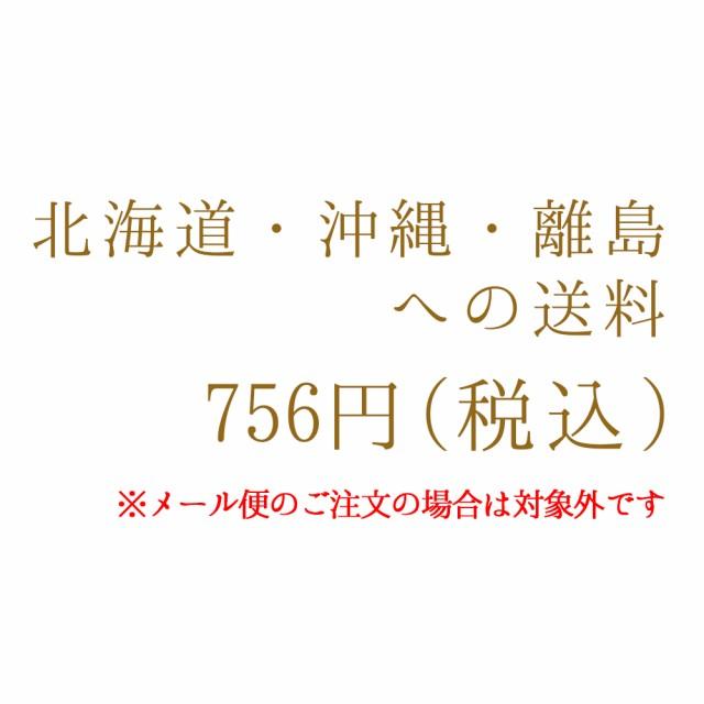 北海道・沖縄・離島へのプラス送料 756円(税込...