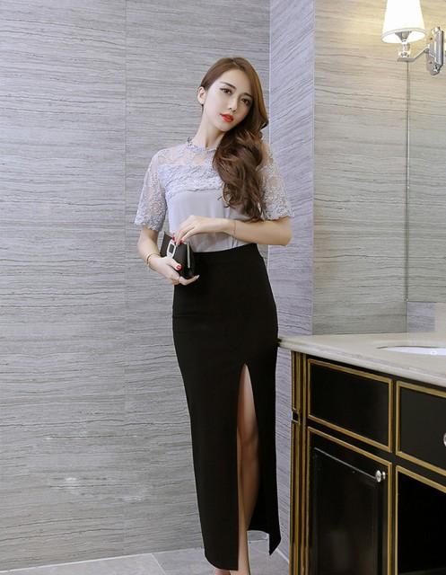 即納セクシースカート大きいサイズマキシスカート...