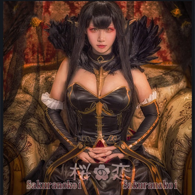 Fate/Apocrypha 赤のサーヴァント セミラミス 風 ...