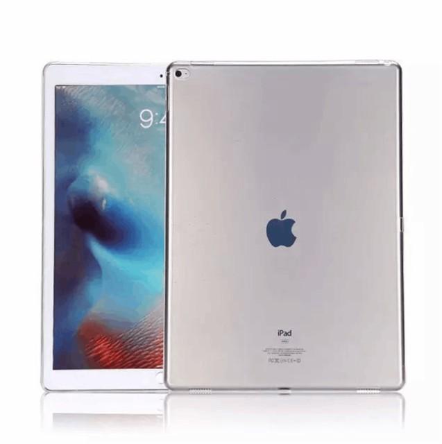 New iPad 9.7 2018用ソフトケース/シリコンカバー...