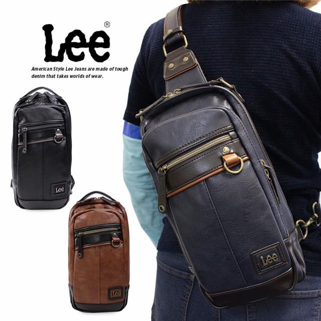 リー Lee ボディバッグ rising 320-3502