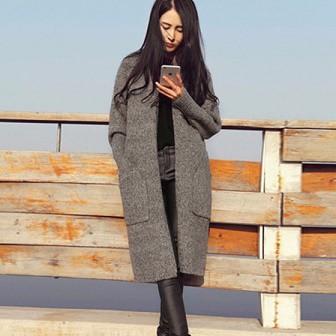 大人気【売り切れ続出】秋冬大活躍 厚地コーディ...