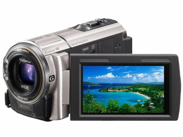 SONY  Handycam HDR-CX590V