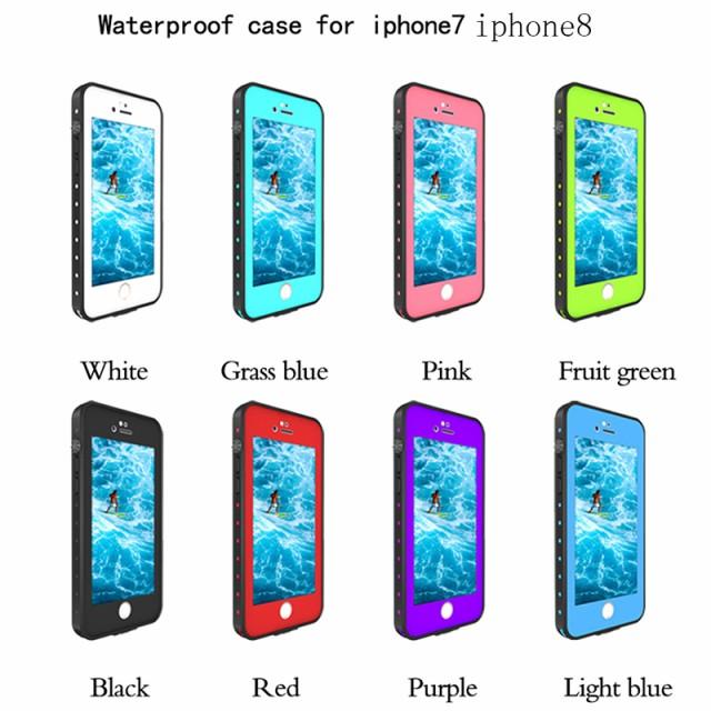 iPhone7 iPhone8 防水ケース iphone7plus iphone8...