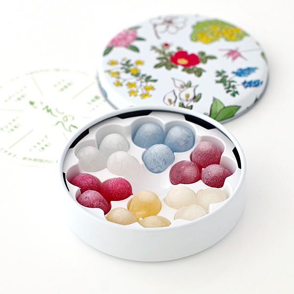六花亭 六花のつゆ(ミニ缶) 18g(18個) 北海道お土産探検隊 バレンタイン