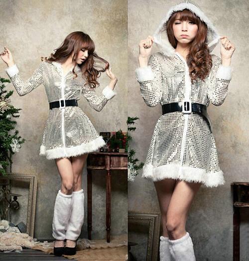 送料無料 短納期 サンタ コスプレ サンタコス セクシー クリスマス衣装 サンタクロース コスチューム サンタコスチューム 大きいサイズ