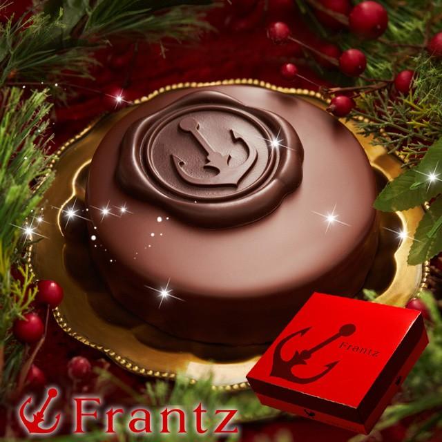 クリスマス ケーキ ギフト スイーツ お歳暮 / 濃厚チョコレートケーキ!神戸魔法の生チョコザッハ/ザッハトルテ