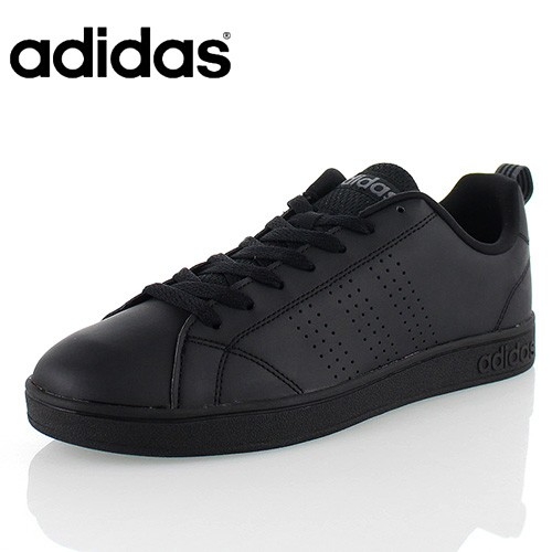 adidas アディダス VALCLEAN2 F99253 CBLACK/CBLA...