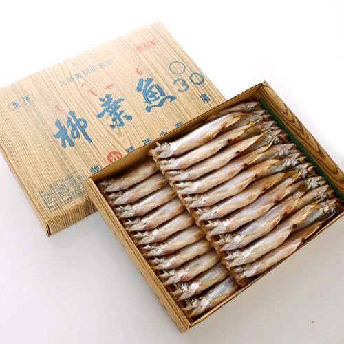 生干 柳葉魚(オス) 干しシシャモ 40尾 葛西水産...