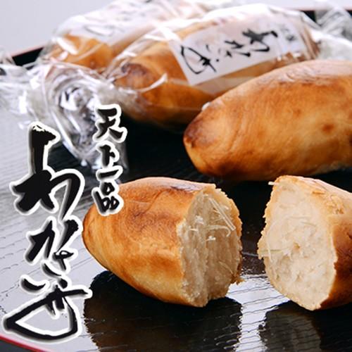 北海道で生まれた銘菓 わかさいも  6個入