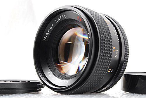 CONTAX Carl Zeiss PlanarT* 50mm F1.4 MMJ