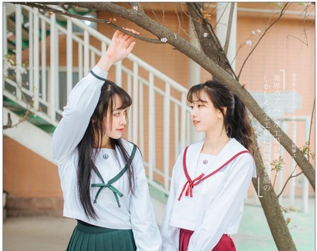 JK制服 女子高生 学校制服 スクール セーラー服 ...