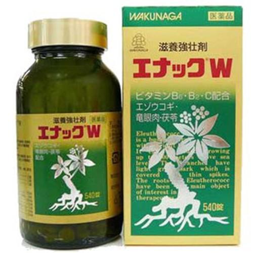 【第3類医薬品】エナックW 540錠 [(送料込]