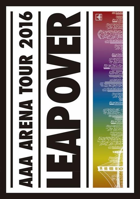 1809 新品送料無料 AAA ARENA TOUR 2016 - LEAP O...