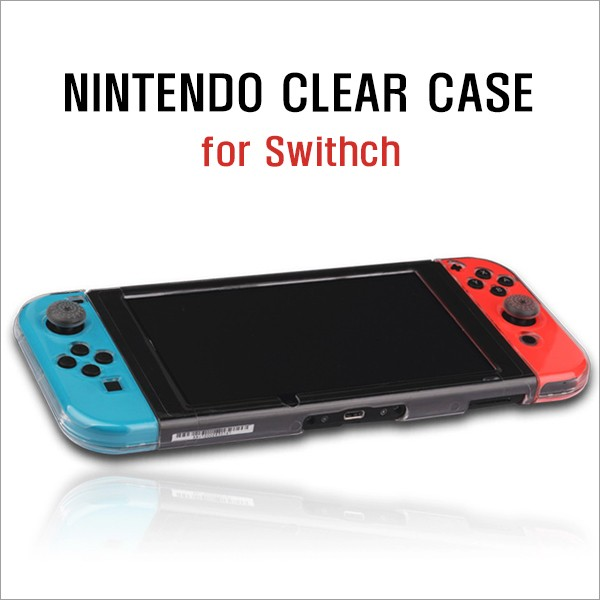 Nintendo Switch クリアケース 透明ケース ニンテ...