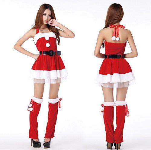 サンタクロース クリスマス衣装 コスプレ クリス...