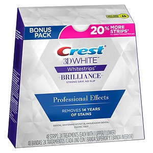 Crest 3D White Brilliance Professional Effects...