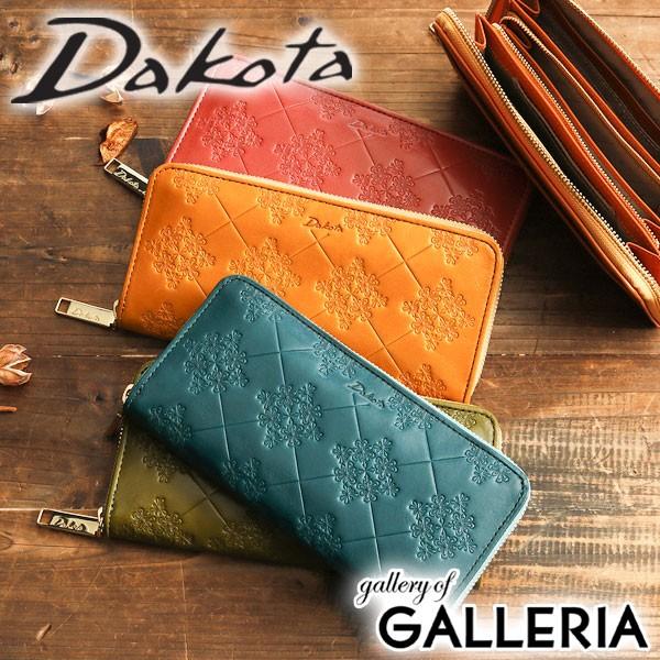 【ポイント10倍+レビューで5倍】Dakota 長財布 ...