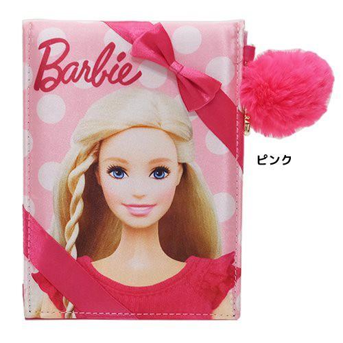 ◆Barbie バービー 折りたたみミラー/ファーチャ...