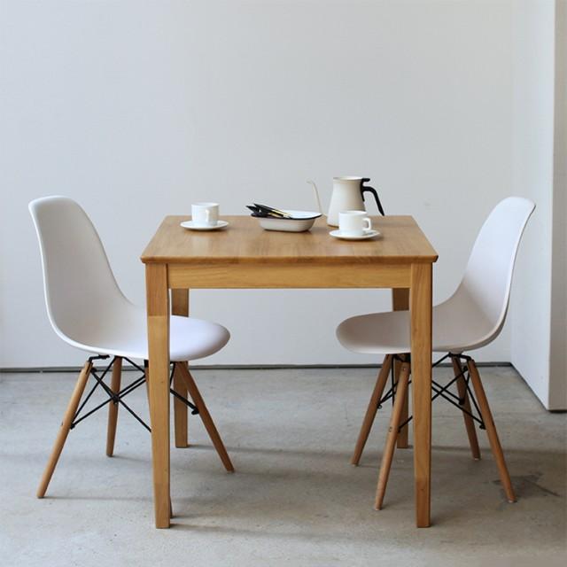 ダイニングテーブル W750 シェルチェア  リプロダ...