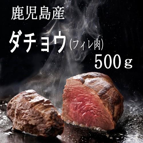 鹿児島ダチョウフィレ肉500g