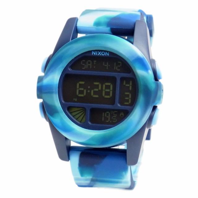 NIXON ニクソン メンズ腕時計 THE UNIT ユニット ...