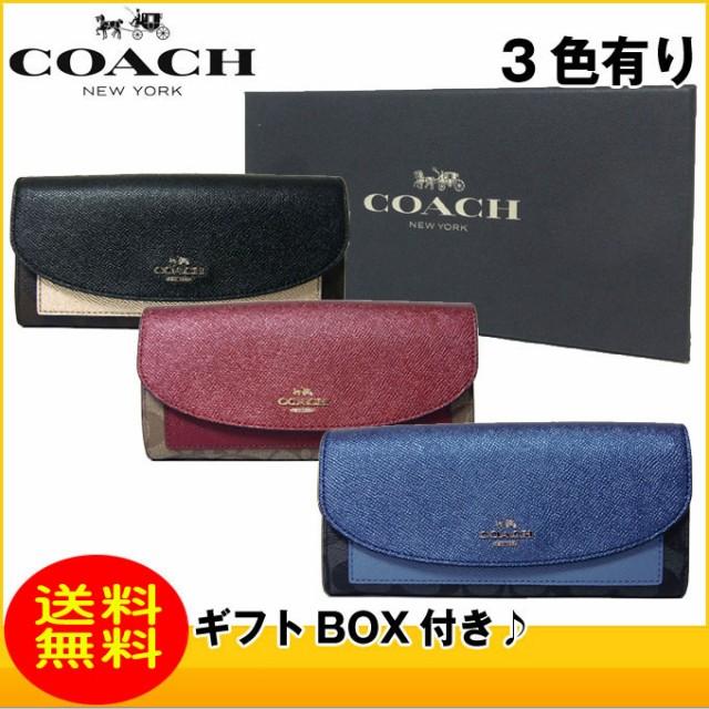 コーチ COACH 財布 F22714 PVC シグネチャー メタ...