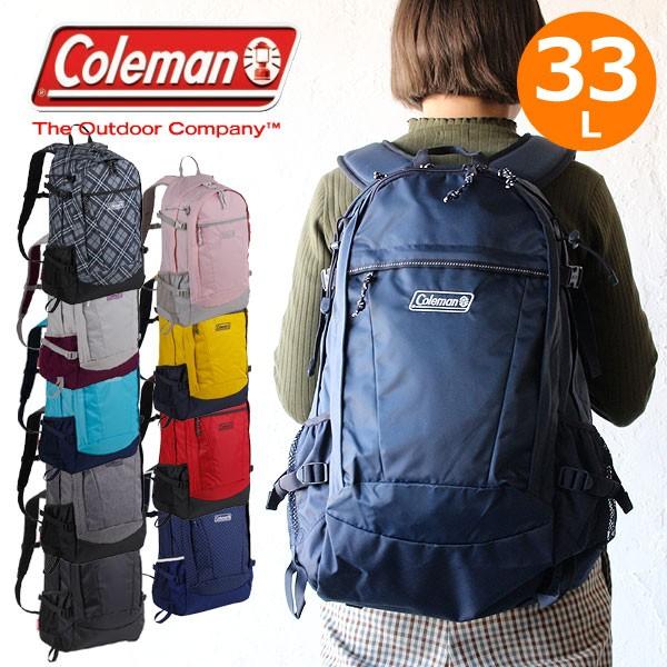 コールマン リュック ウォーカー33 coleman walke...