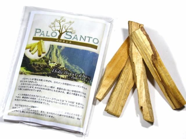 【天然石 浄化アイテム】パロサント (約30g) パワ...