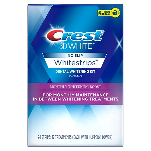 Crest 3D White マンスリーホワイトニングブース...