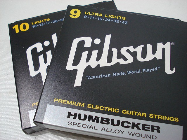 Gibson/エレキ弦 HUMBUCKER Special Alloy Wound ...