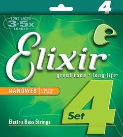 Elixir/ニッケルベース弦 NANO WEB 【14002.14052...
