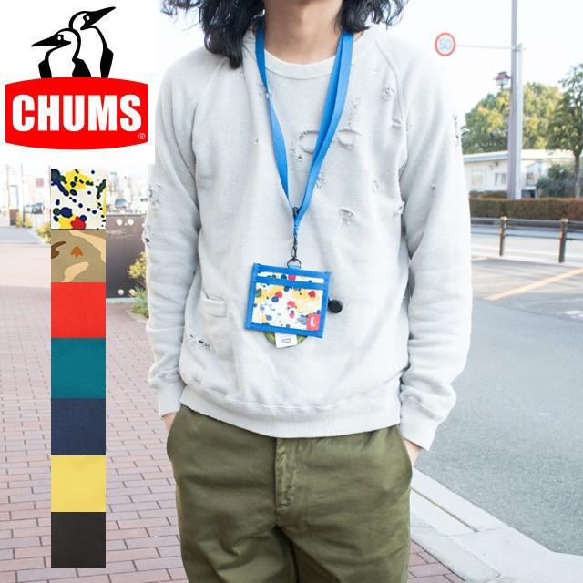 CHUMS(チャムス) エコIDカードホルダー カー...