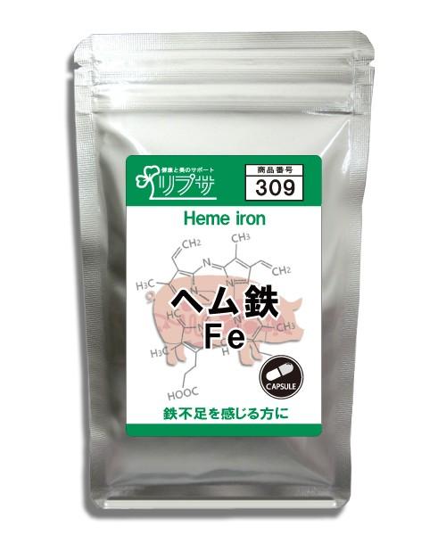 ヘム鉄 Fe  約1か月分 C-309 送料無料 サプリ サ...