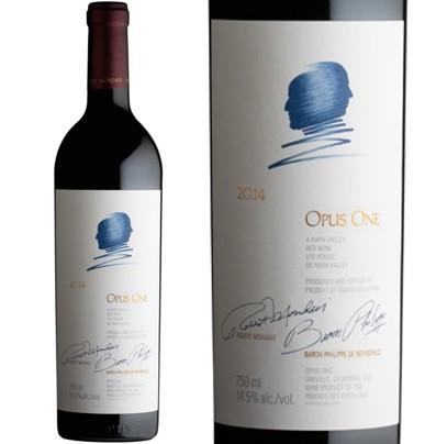 オーパスワン 2014年 750ml (OPUS ONE 赤ワイン ...