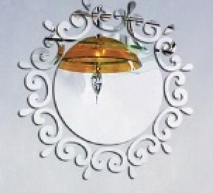 送料無料 ウォールステッカー 鏡 割れない鏡 ミラ...