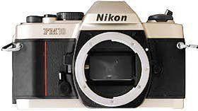 Nikon 一眼レフカメラ FM10 ボディー