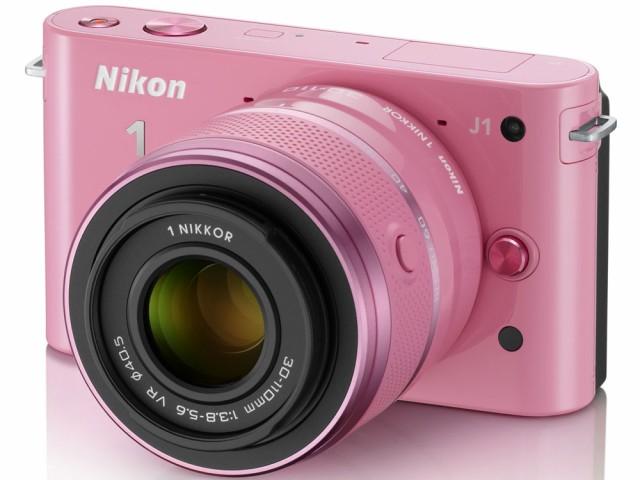 Nikon ミラーレス一眼 カメラ Nikon 1  J1
