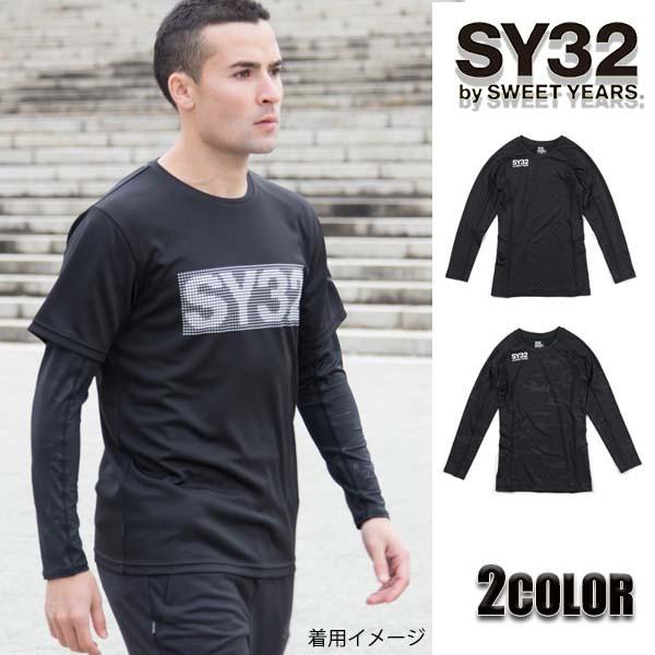 【メール便送料無料】SY32 by SWEET YEARS ロング...