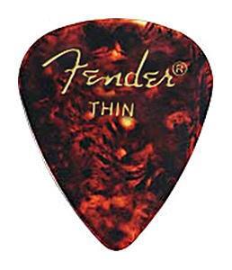 【即日発送O.K】【ピック12枚セット】Fender CLAS...