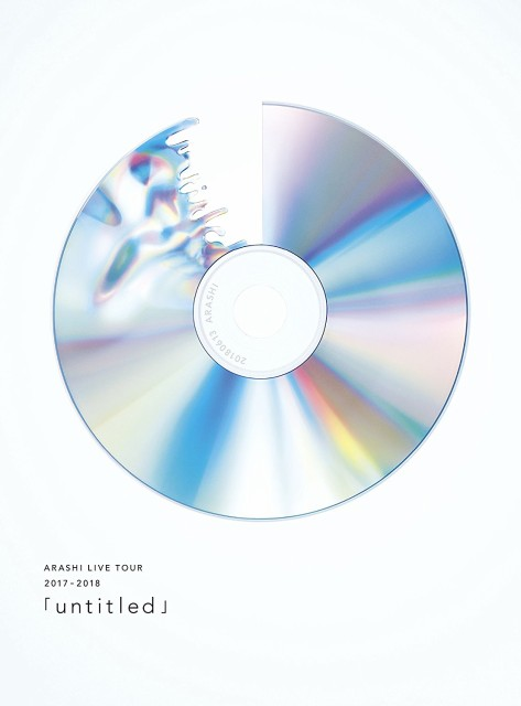 USED 嵐 ARASHI LIVE TOUR 2017-2018 「untitled...
